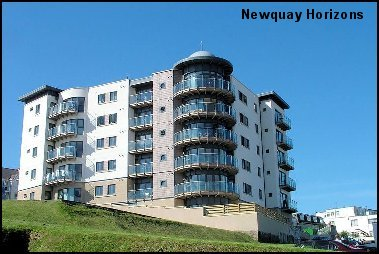 Horizons Newquay Self Catering Apartments